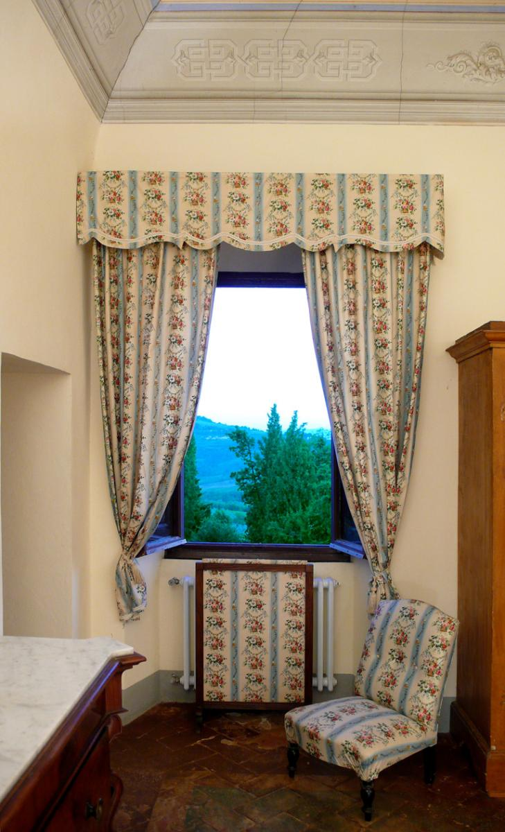 Granaio - Main Bedroom Window
